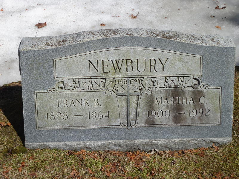 Frank Benjamin Newbury