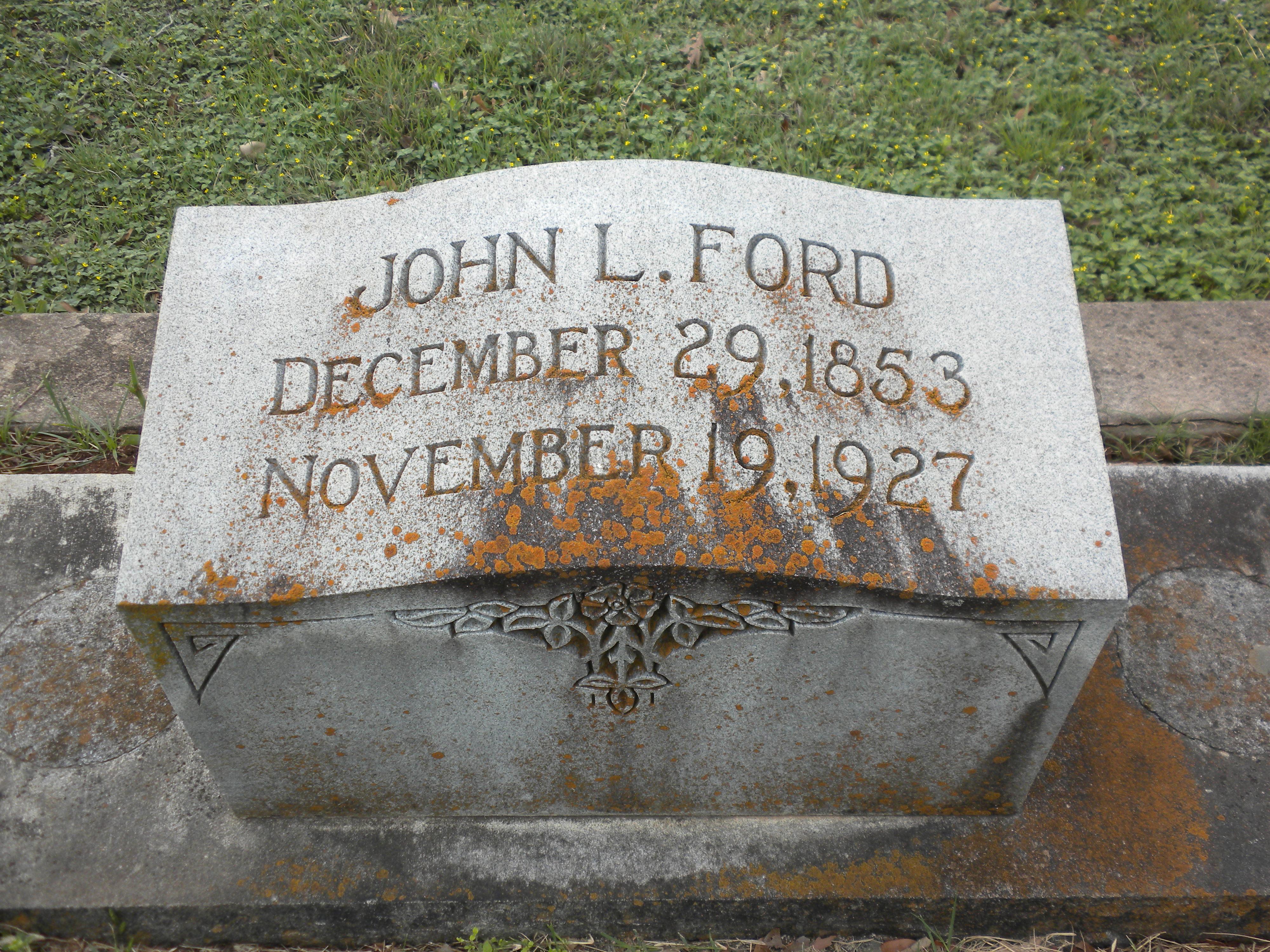John Leverett Ford