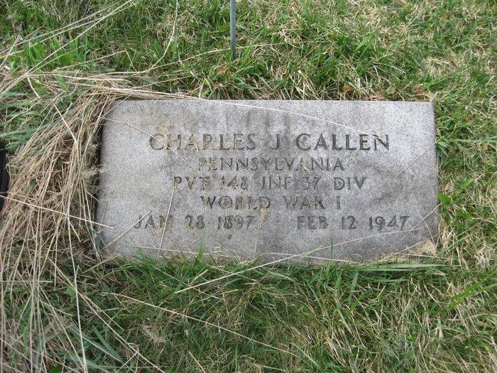 Charles Josiah Callen