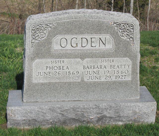 Barbara <i>Ogden</i> Beatty