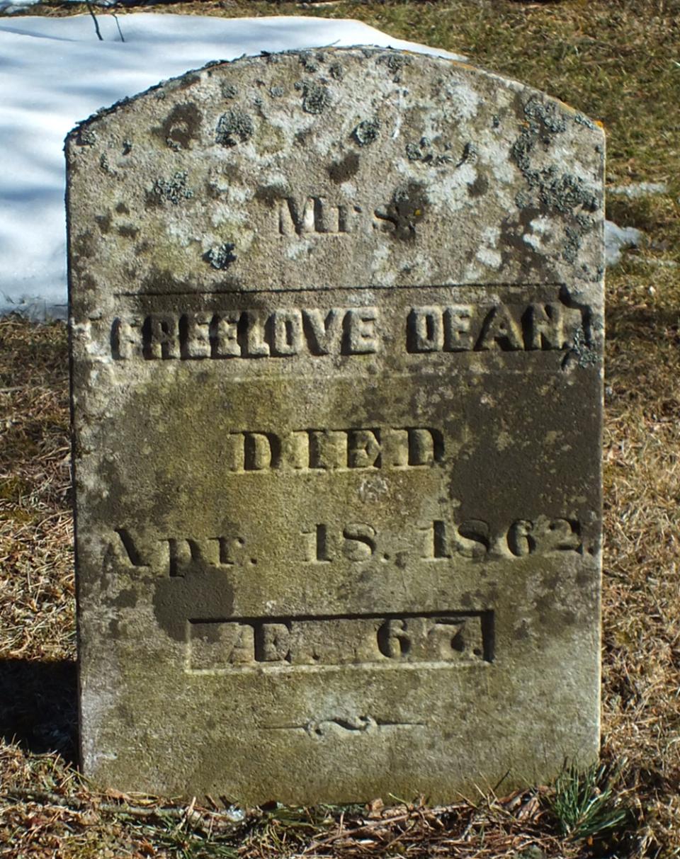 Freelove Dean