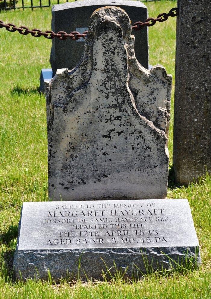 Margaret <i>Van Meter</i> Haycraft