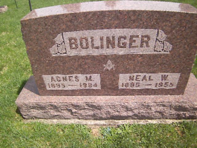 Agnes M. Bolinger