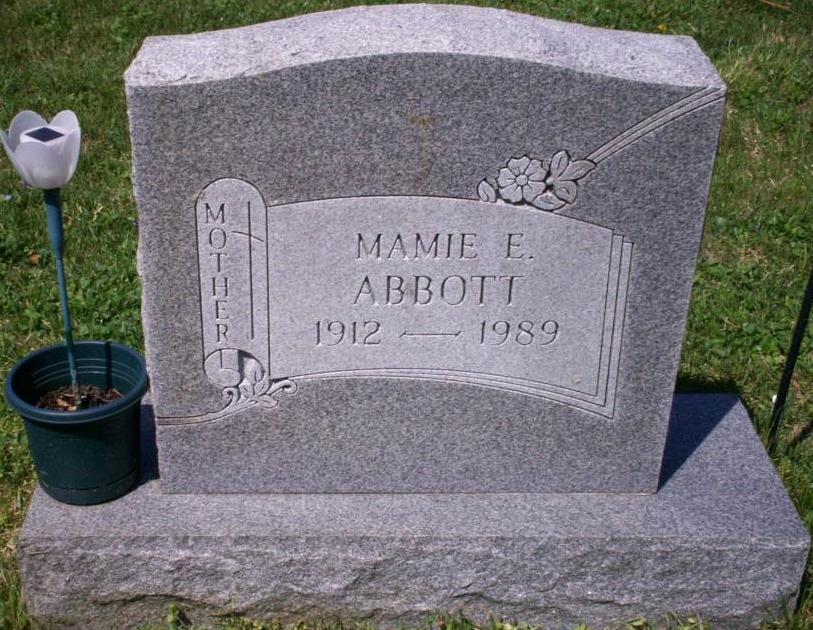 Mamie <i>Eddy</i> Abbott