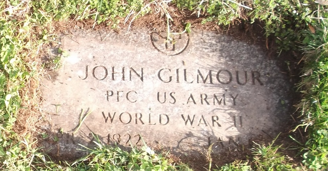 John Gilmour