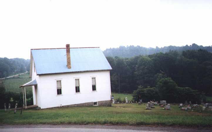Hickman Chapel Cemetery
