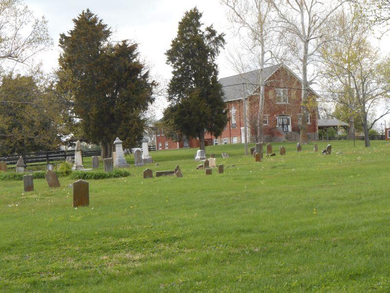 Old Union Christian Church Cemetery