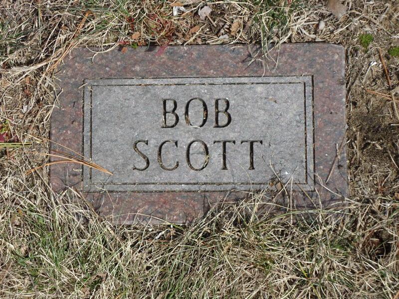 Robert Daniel Bob Scott