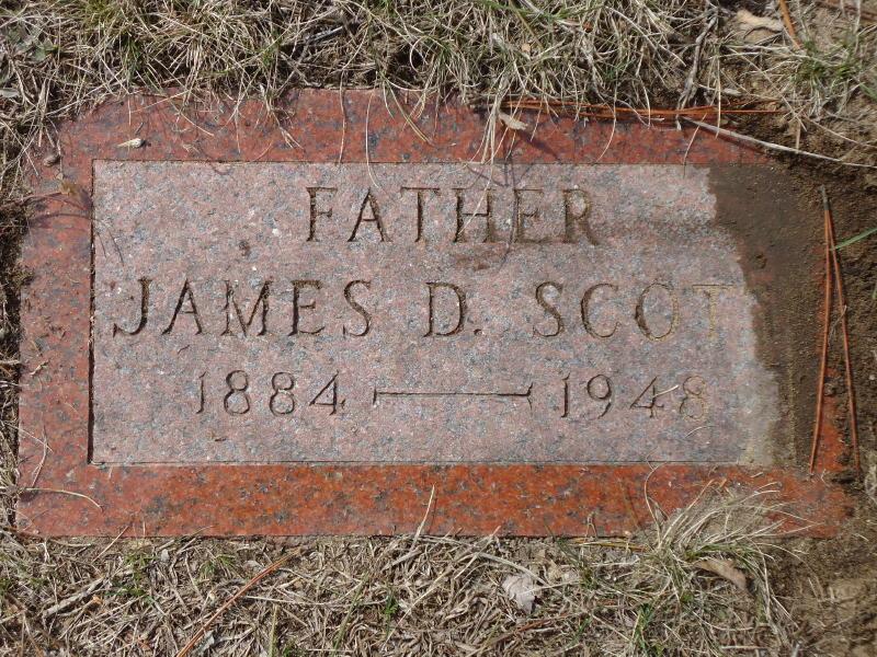 James Duncan Scott