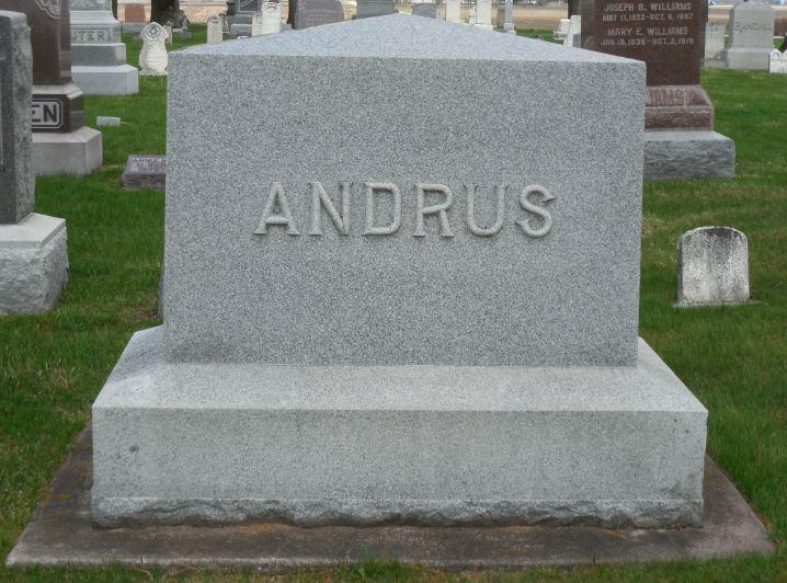 Rhoda A <i>Siple</i> Andrus
