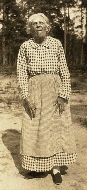 Rosilla Ann <i>Garrick</i> Pickering