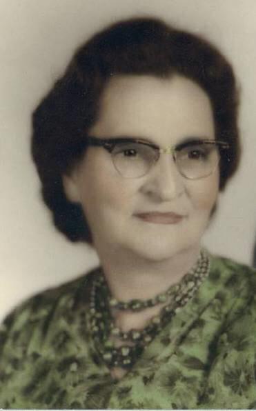 Anna <i>Jones</i> Von Kannon