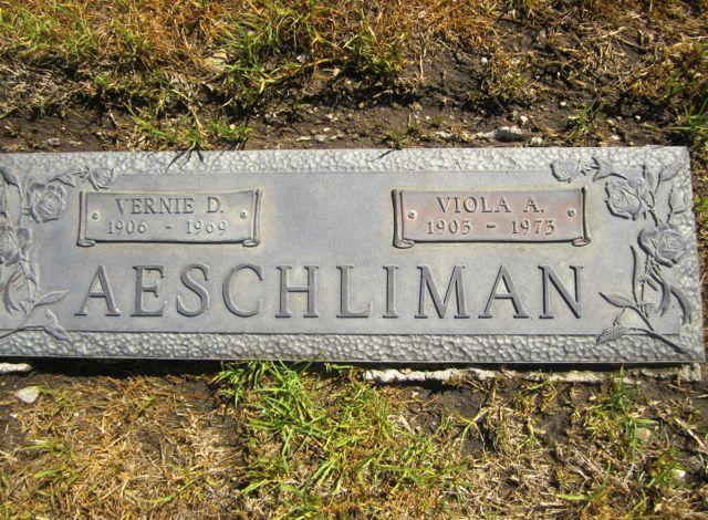 Vernie D. Aeschliman