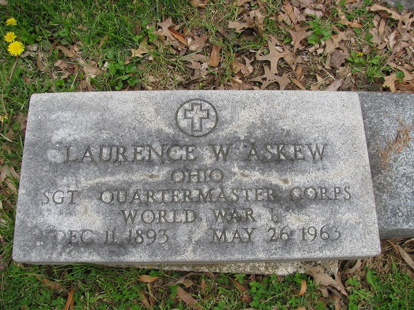 Laurence W Askew