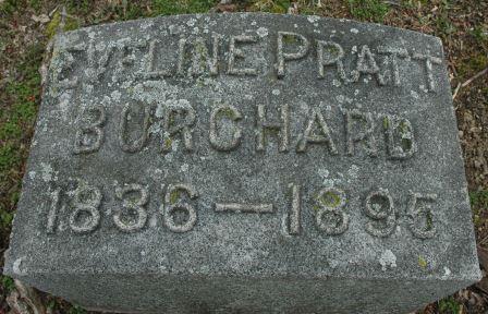 Eveline <i>Pratt</i> Burchard