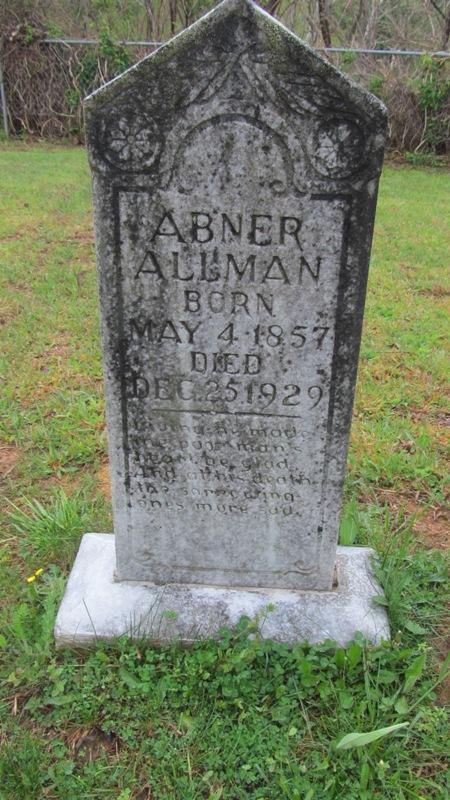 Abner Allman