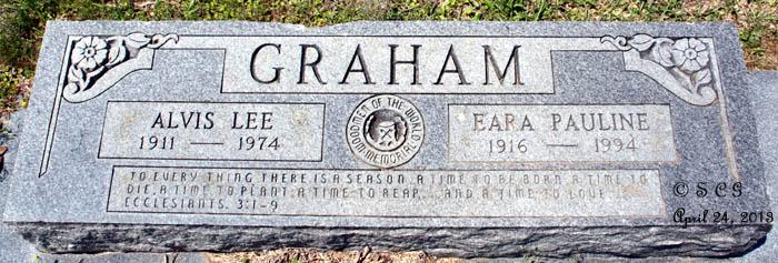 Eara Pauline <i>Praytor</i> Graham