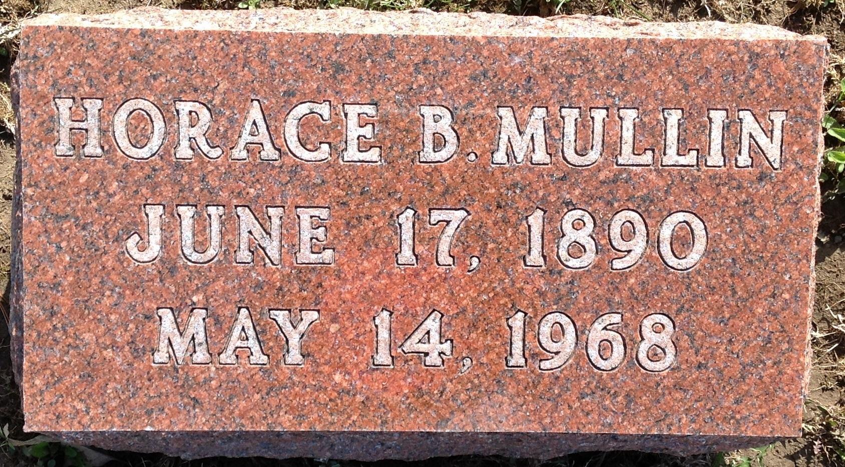 Horace B. Mullin