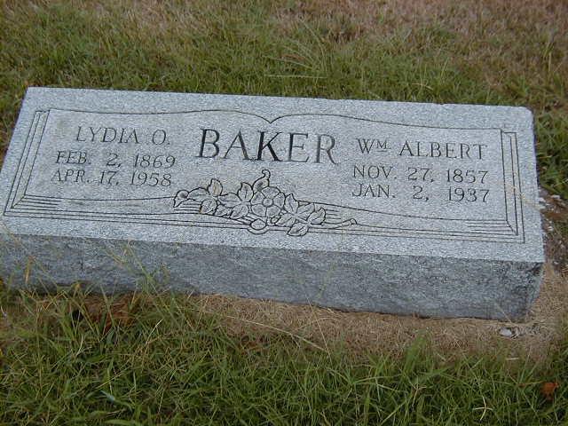 William Albert Baker