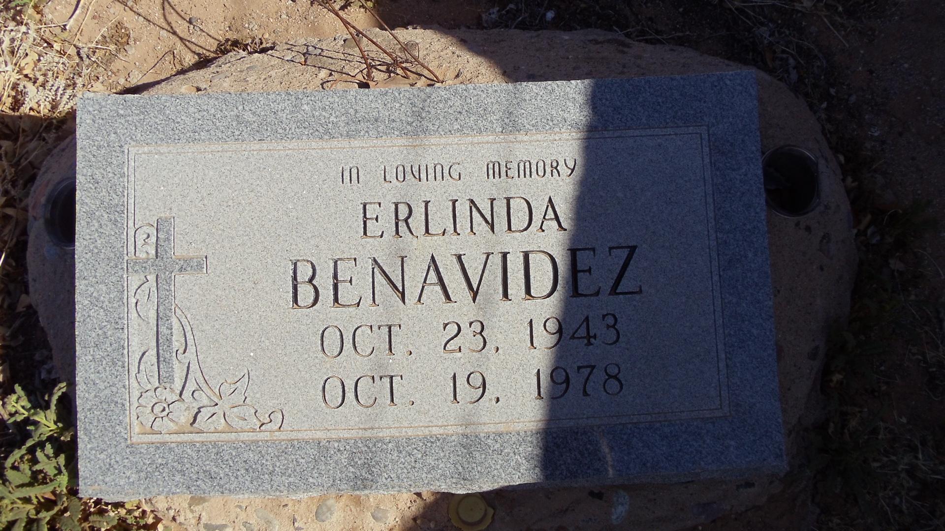 Erlinda Benavidez