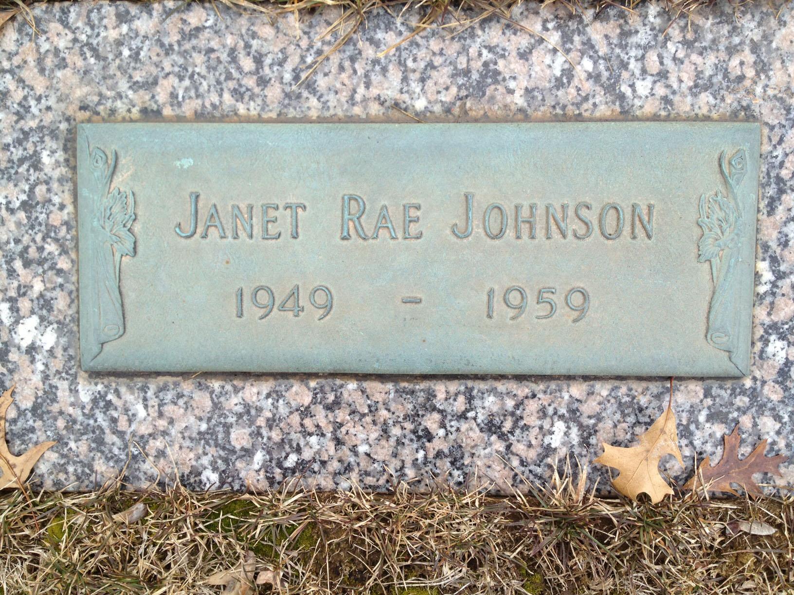 Janet Rae Johnson