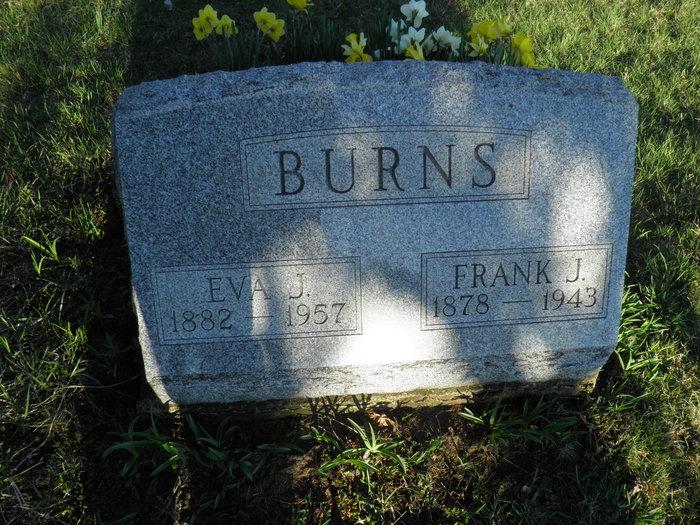 Frank Judson Burns