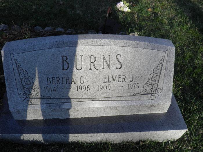Elmer Joseph Burns