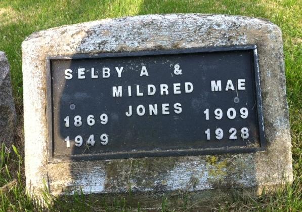 Selby A Jones