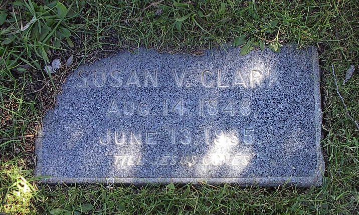 Susan Virginia <i>Sherman</i> Clark