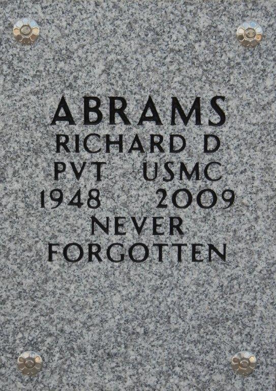 Richard D. Abrams