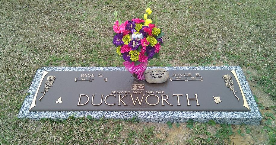 Joyce Evelyn <i>Neuman</i> Duckworth