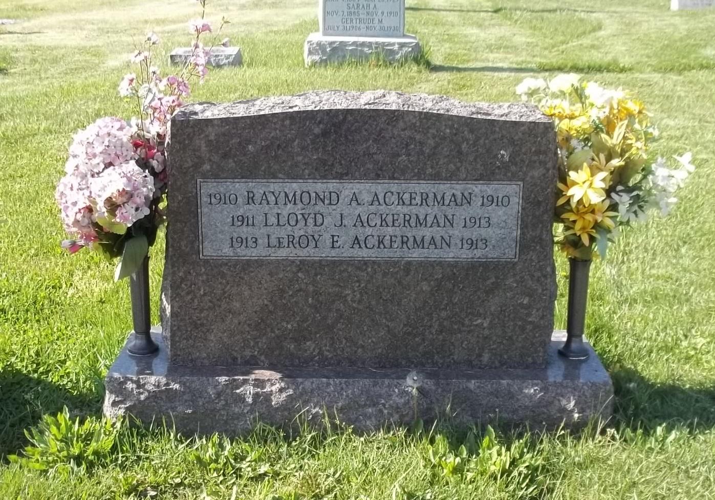 LeRoy Edward Ackerman