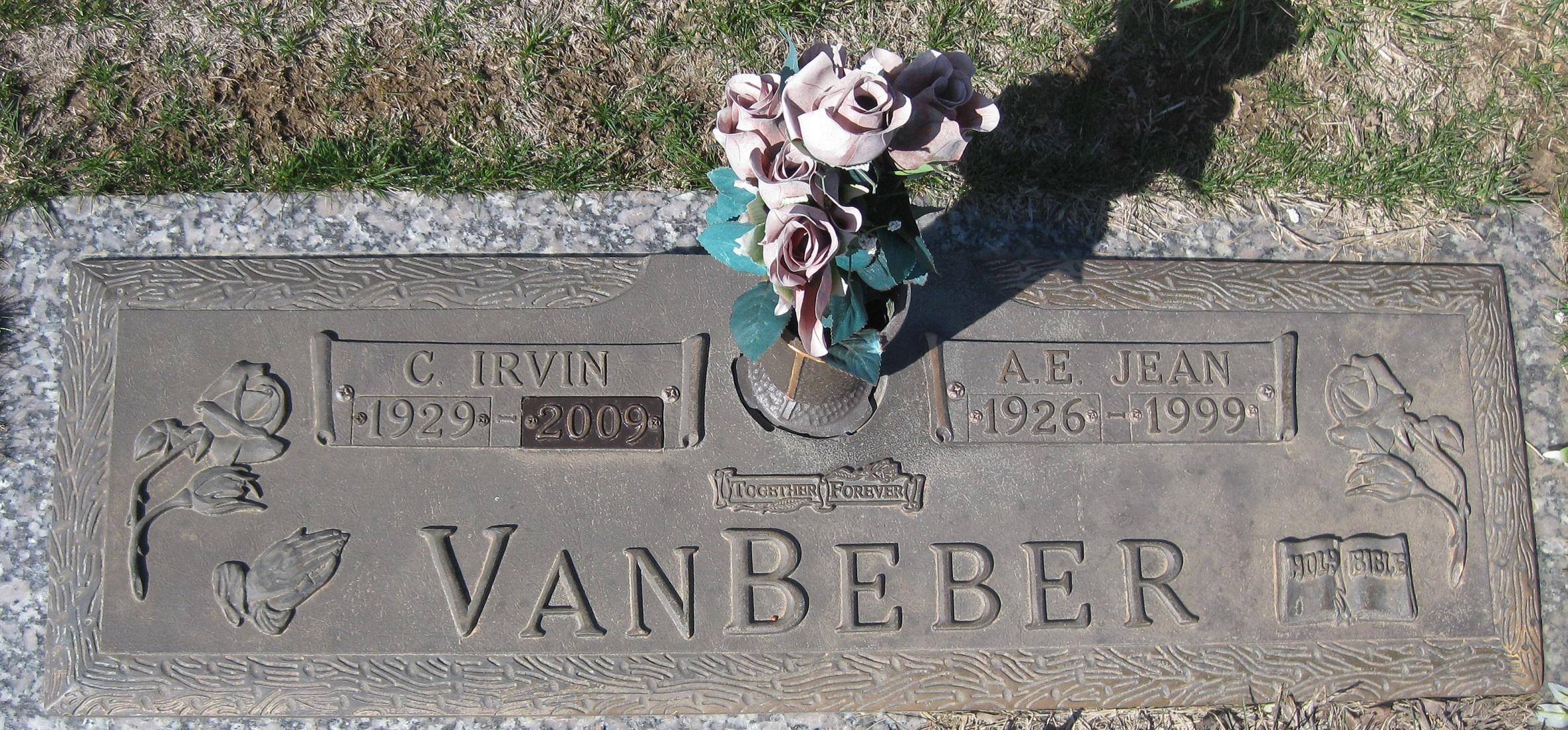 Clarence Irvin VanBeber
