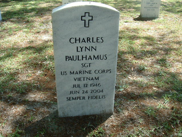 Charles L Paulhamus