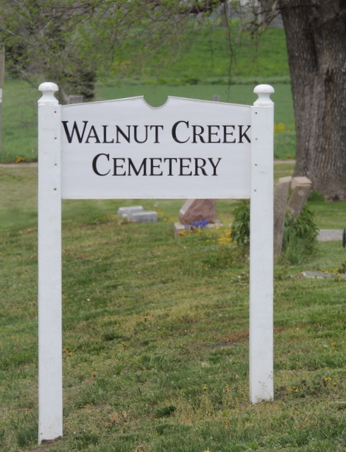 Walnut Creek Cemetery