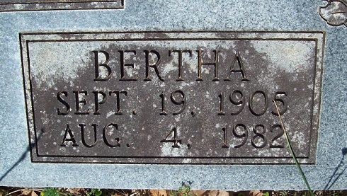Bertha Bolin