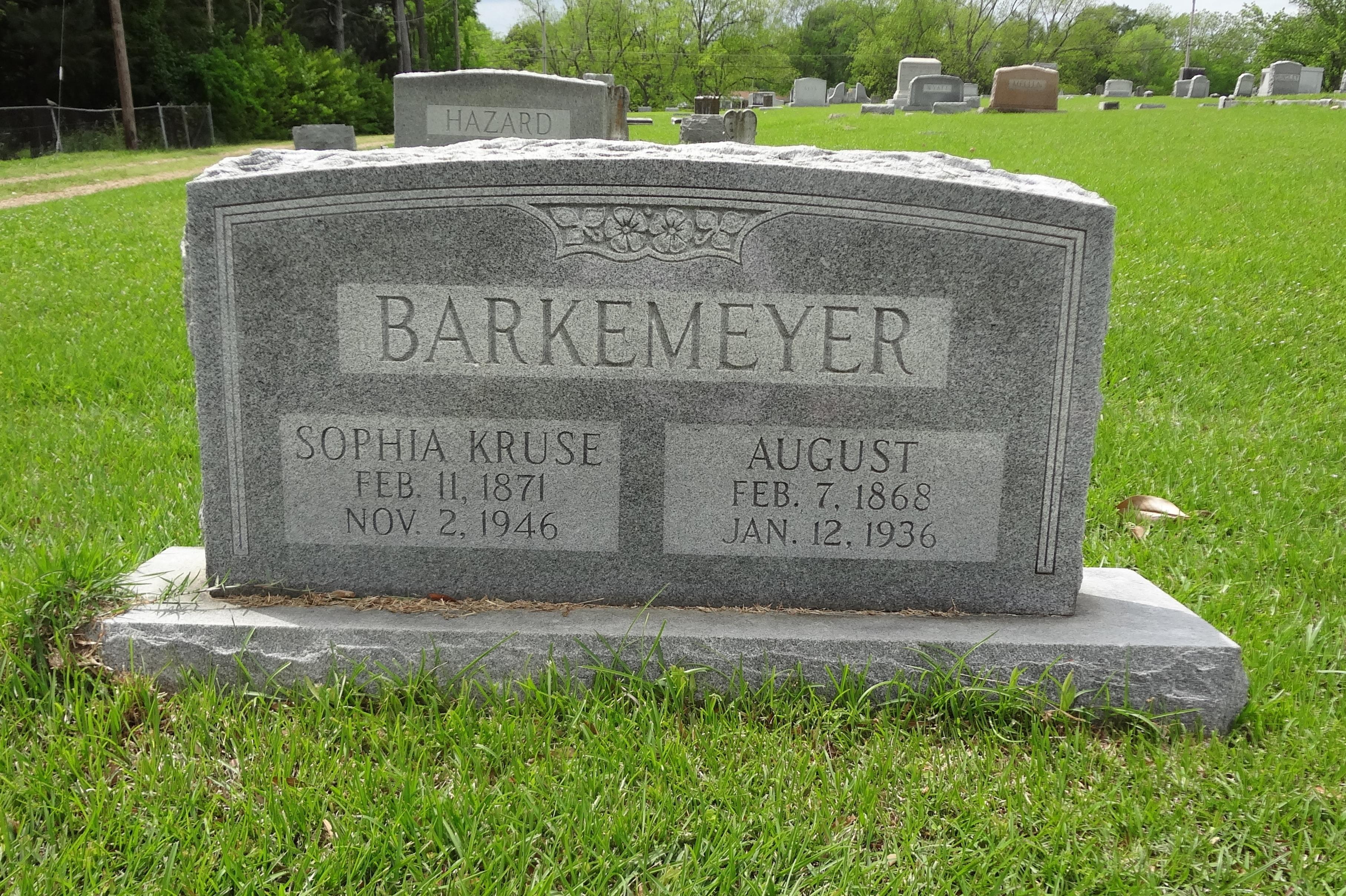 August Barkemeyer
