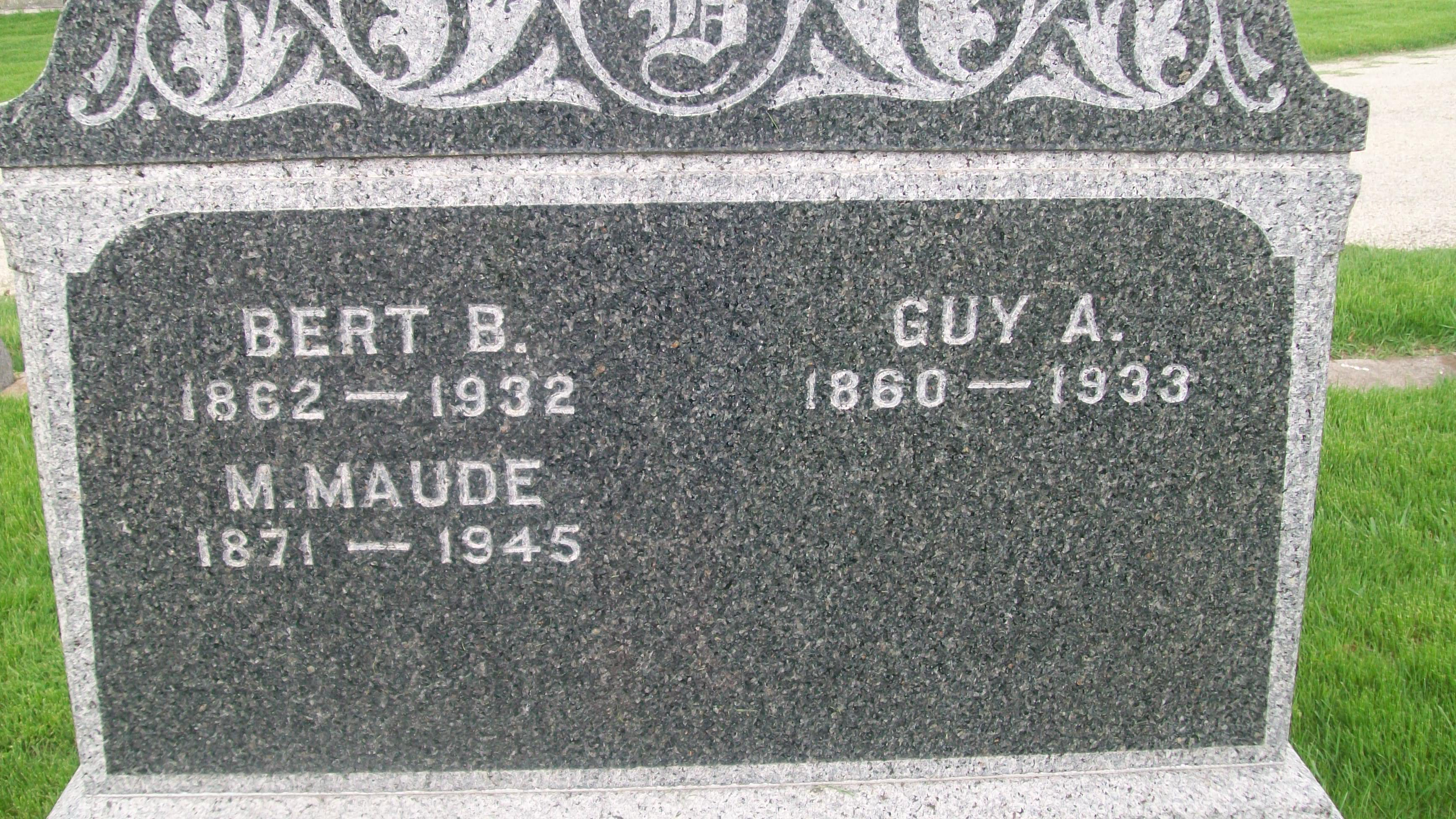Bert B. Baxter