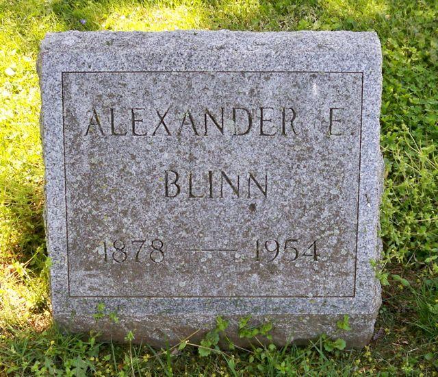 Alexander E. Blinn