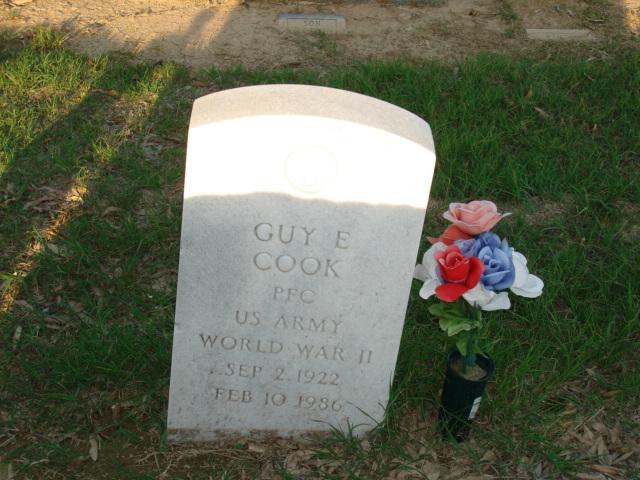 Guy Eugene Cook