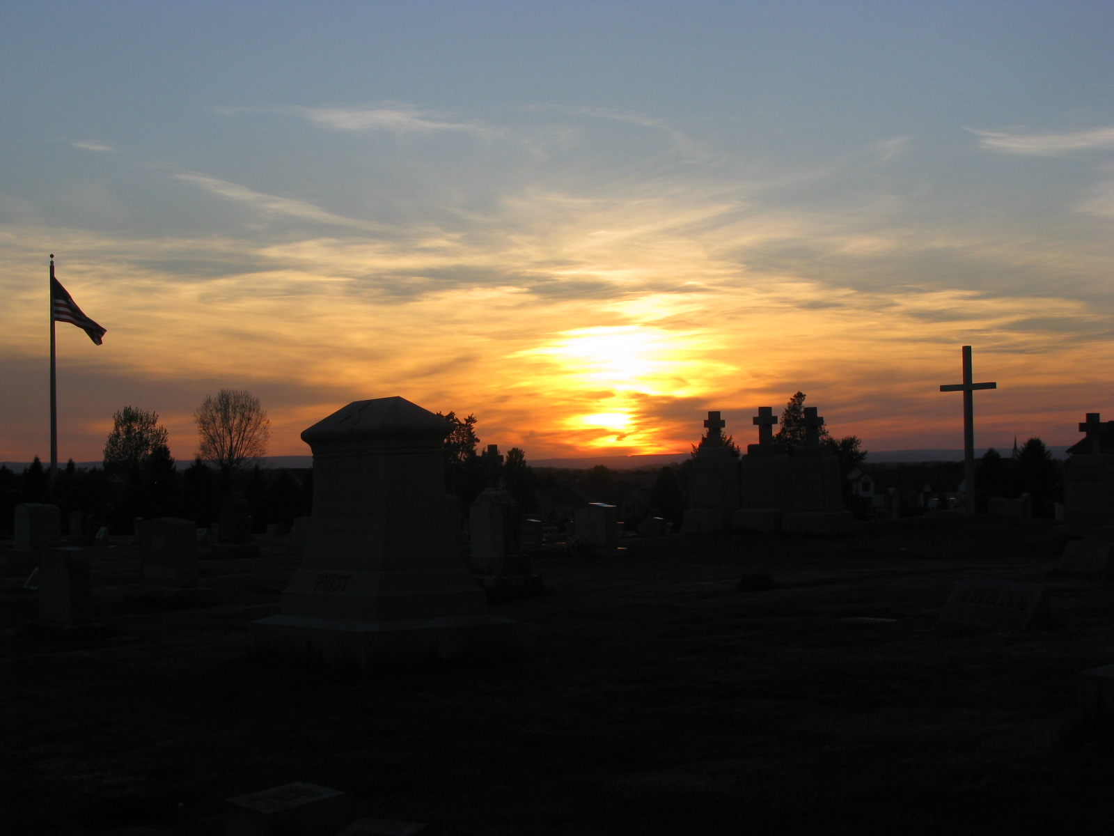 Annunciation of the Blessed Virgin Mary Cemetery