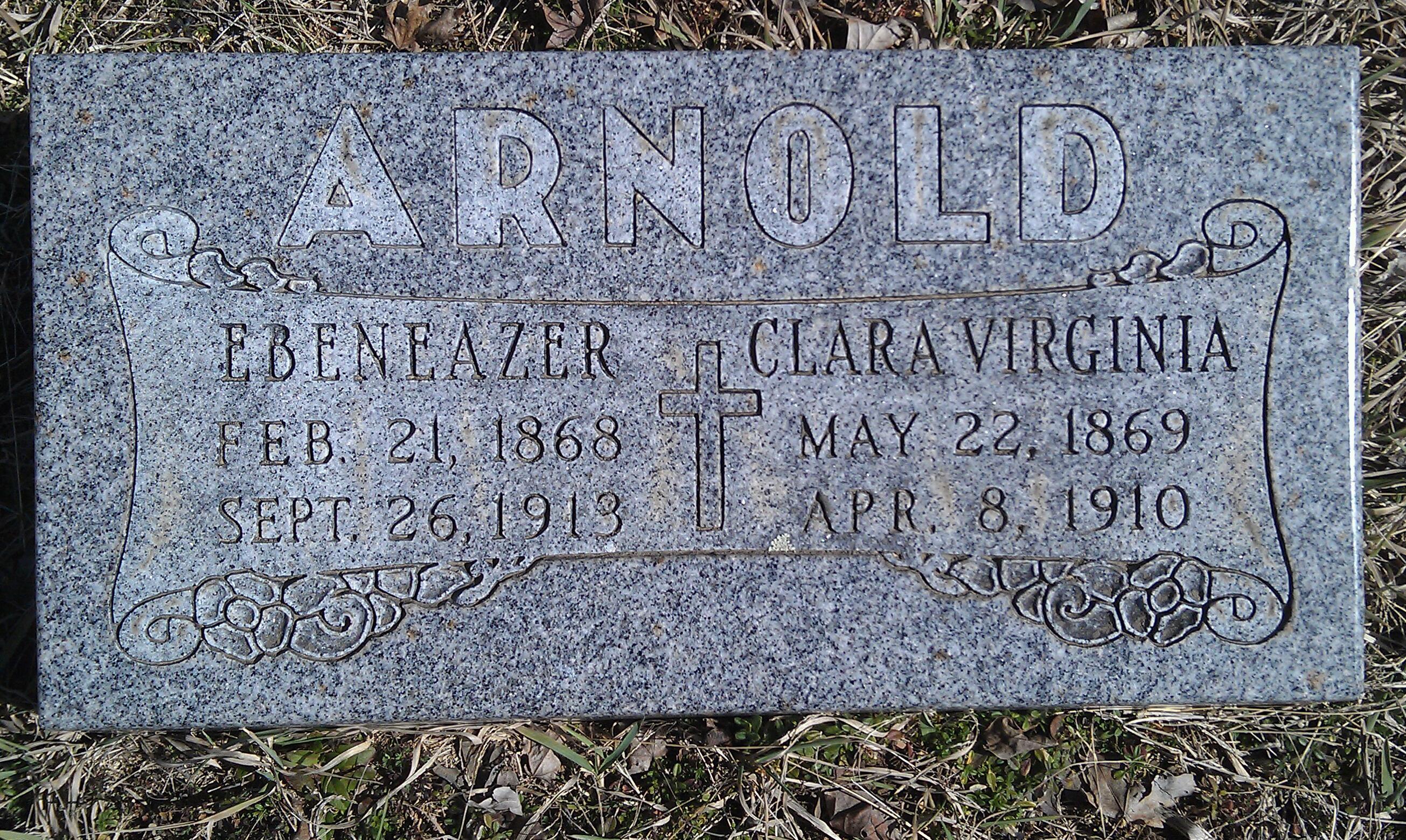 Ebeneazer Arnold