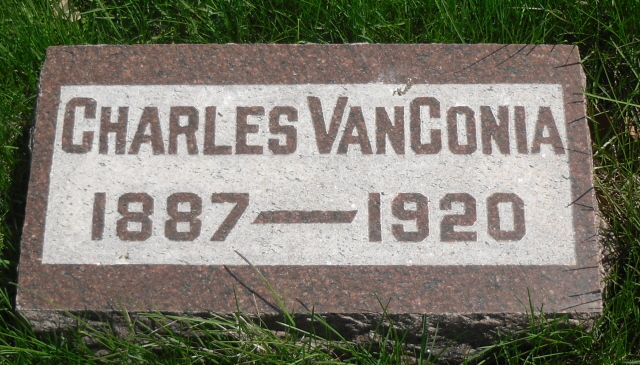 Charles Van Conia