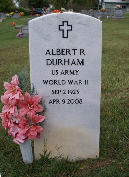 Albert R. Durham