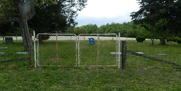 Blythe Family Cemetery