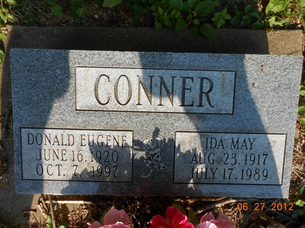 Donald Eugene Conner