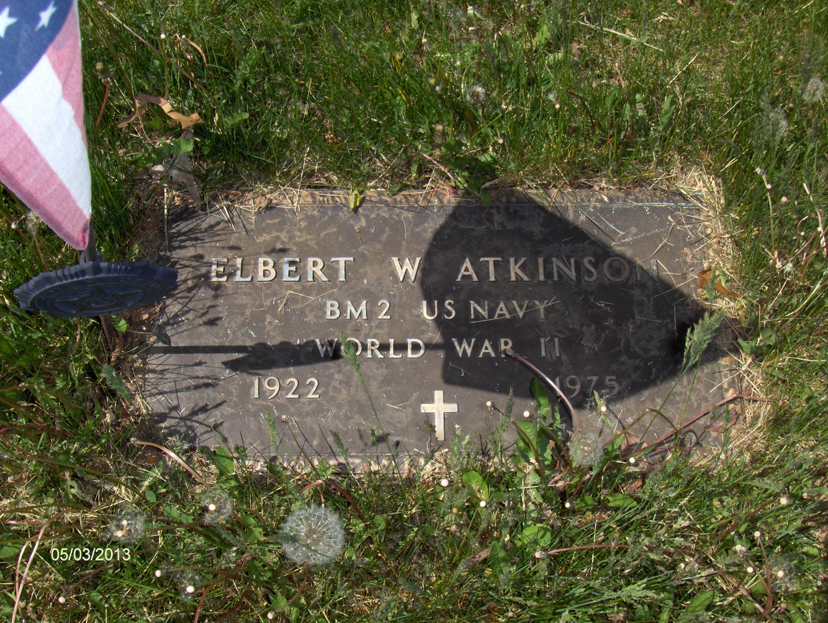 Elbert W. Atkinson