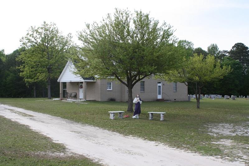 Sandy Grove Primitive Baptist Church Cemetery