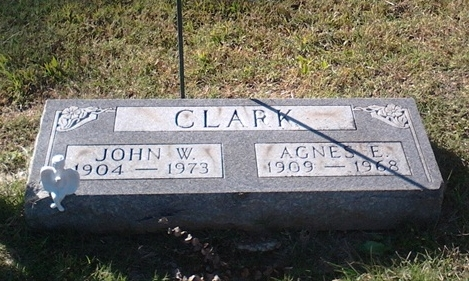 Agnes E. <i>Moore</i> Clark