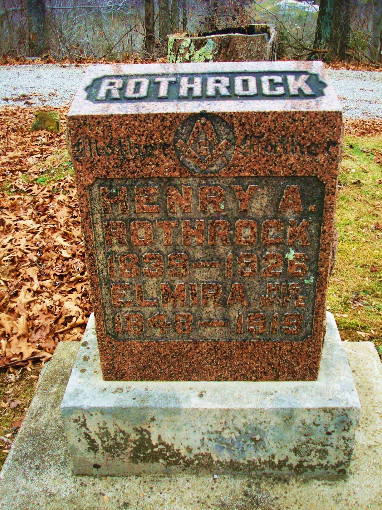 Henry Andrew Andrew Rothrock